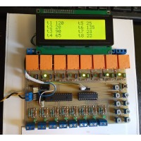 Programmable PLC 16 IN/OUT